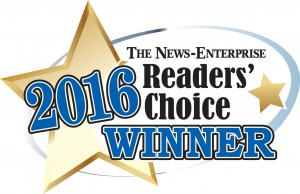 2016 Readers Choice Award
