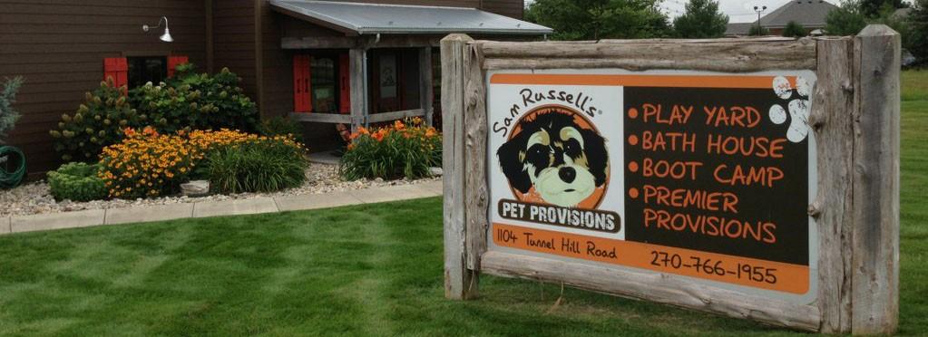 Sam Russells Pet Provisions